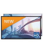 "Legamaster Touch-Screen STX 50"" schwarz"