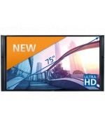 "Legamaster Touch-Screen XTX 75"" UHD schwarz"
