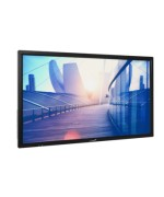 "Legamaster Touch-Screen ETX 55"" UHD schwarz"