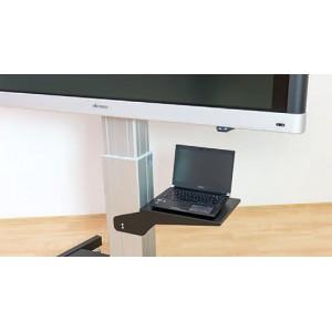 Laptopablage schwarz