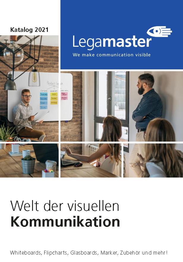 Legamaster Katalog 2021